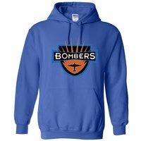 00022 FOOTBALL American football Baltimore Bombers Hoodie