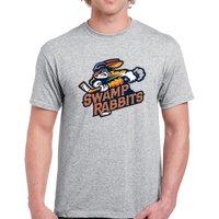 01029 HOCKEY ECHL Greenville Swamp Rabbits T-Shirt