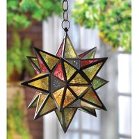 moroccan-multi-colored-star-lantern