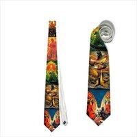 necktie-godzilla-godzila-legendary-japan-creature-beast-monster-neck-tie