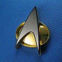 Star Trek TNG Communicator Badge