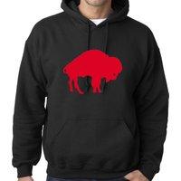 00041 FOOTBALL American football Buffalo Bills Hoodie