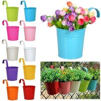10-colours-metal-iron-flower-pot-hanging-balcony-garden-plant-planter-home-decor