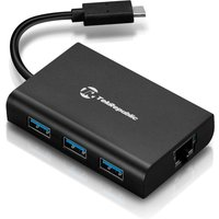 tek-republic-tun-310c-usb-type-c-3-port-hub-with-gigabit-ethernet-wired-netwo