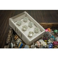casa-decor-transparent-unique-shape-glass-drawer-cabinet-knob-pull-pack-of-6