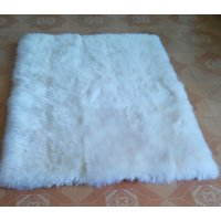 real-genuine-white-bed-sheepskin-lamb-fur-rug-carpet-blanket-sheep-skin-throw
