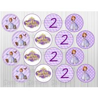 sofia-the-first-cupcake-toppers-birthday-purple-custom-printable