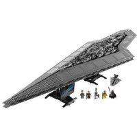 Custom LEGO Star Wars Super Star Destroyer 10221 3208pcs Minifigure NEW 2018