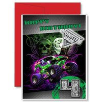 personalized-grave-digger-birthday-greeting-card-new-monster-trucks-monster-ja
