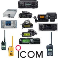 icom-service-instruction-manuals-library-dvd