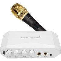 hd-hyundal-hdmi-karaoke-mixer-dual-microphone-input-echo-effect-dhl-express