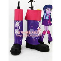 My Little Pony: Equestria Girls - Rainbow Rocks Twilight Sparkle cosplay shoes