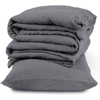 100-gray-real-pure-bedding-linen-duvet-quilt-cover-queen-pillowcase-washed-soft