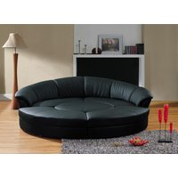 vig-divani-casa-circle-black-bonded-leather-circular-sectional-sofa-set-5pcs