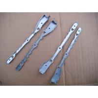 2-pair-dell-260-460-470-620-660-metal-ssd-hdd-bracket-92c3f-2nd-hard-drive-rail