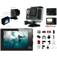 1080 Ultra HD 4K WiFi 2.0 Inch Action Sport Waterproof Camera Video Camcorder