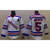 5 Dan Girardi - Men