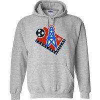 00338 FOOTBALL American football Tennessee Oilers Hoodie