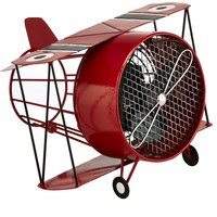 figurine-fan-red-biplane