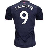 Alexandre Lacazette #9 Arsenal 2017/18 Third Men Jersey
