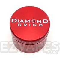 diamond-grind-deluxe-4-piece-herb-grinder-red-small