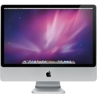 Apple iMac 21.5 Core 2 Duo E8600 3.33GHz All-in-One Computer - 4GB 500GB DVD RW