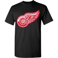 Detroit Red Wings Men's T-Shirt Tee Many Colors
