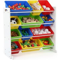 kids-toy-storage-organizer-with-12-plastic-bins-whiteprimary