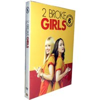 2-broke-girls-the-complete-sixth-season-6-dvd-box-set-3-disc-free-shipping