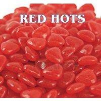 Ferrara Pan Red Hots Cinnamon Bulk Vending Machine retro candy - 18 LBs