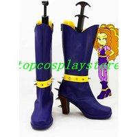 My Little Pony: Equestria Girls Rainbow Rocks Adagio Dazzle cosplay shoes boot 2