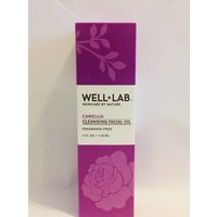 Well + Lab Skincare By Nature Camellia Cleansing Facial Oil 4oz