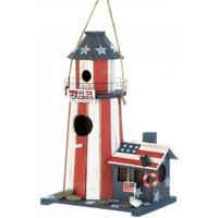 patriotic-lighthouse-birdhouse