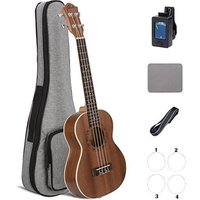 concert-ukulele-size-beginner-uke-23-inch-with-sapele-body-rosewood-bridge