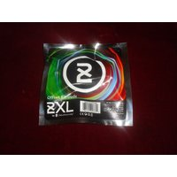 2xl-offset-earbuds-by-skuandy-one-pair-black-earphones-new-sealed