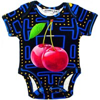 inchworm-alley-pacman-cherries-unisex-baby-onesie-bodysuit-100-organic-cotto