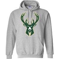 00578 BASKETBALL NBA Milwaukee Bucks Hoodie