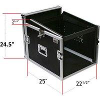 osp-8-space-ata-mixer-amp-rack-road-case-12u-top-fits-presonus-1642-mixer