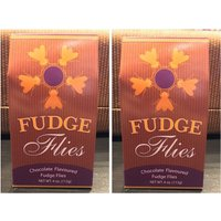 Universal Studios Harry Potter Chocolate Flavoured Fudge Flies New (Set of 2)