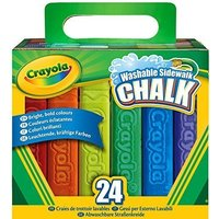 Crayola Sidewalk Chalk Sticks