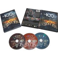 the-100-the-complete-fourth-season-4-dvd-box-set-3-disc-free-shipping