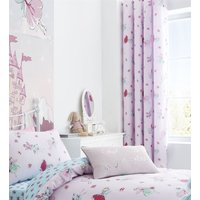 fairies-flowers-pink-blue-cotton-blend-66x72-168x183cm-ring-top-curtains