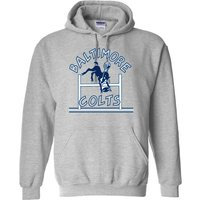 00025 FOOTBALL American football Baltimore Colts Hoodie