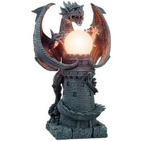 stone-castle-guardian-dragon-illuminated-orb-wing-sculptural-floor-table-lamp-19