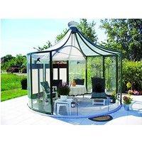 gazebo-round-aluminum-glass-garden-pavilion-13ft-x-13-ft