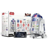 Star Wars Disney R2-D2 Droid Inventor Kit 30Pc Robot w/App Voted Toy of the Year