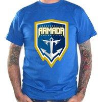 SOCCER NASL 2011 Jacksonville Armada FC Logo 0669 T-Shirt