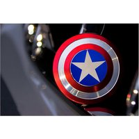 Captain America Shield Hand Spinner | Fidget Spinner | ADHD |  Stress Spinner