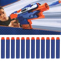 200 x Refill Bullet Darts for Nerf N-strike Elite Series Blasters Toy Gun - Blue