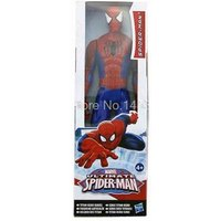 Marvel Amazing Spiderman Ultimate PVC Action Figure Collectible Toy 30 cm 12